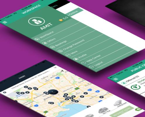 Android & iOS App Design