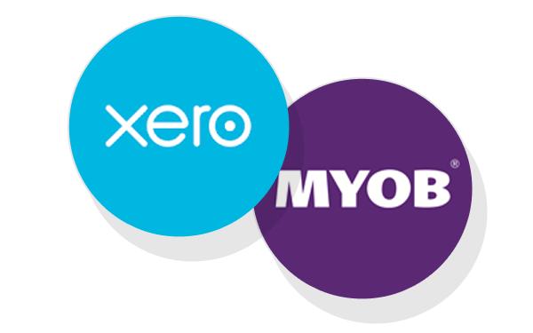 MYOB & Xero
