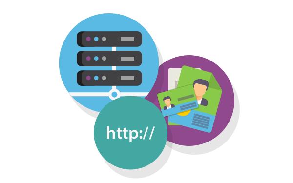 brand domain hosting